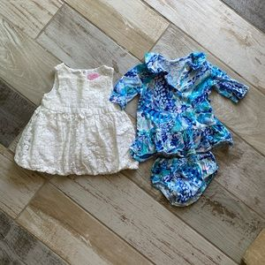 2 Lilly Pulitzer Dresses